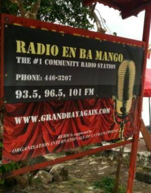 Radio Mango Tree
