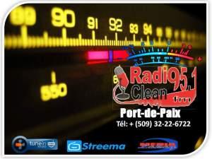 RADIO CLEAN FM 95.1 FM