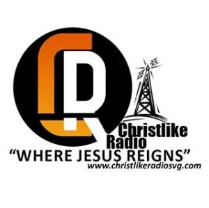 Christlike Radio SVG