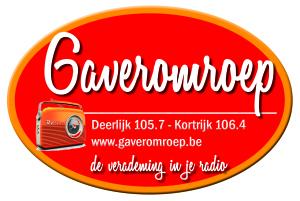 Gaveromroep Deerlijk - 105.7 FM / Kortrijk 106.4 FM