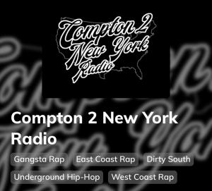 Compton 2 New York Radio
