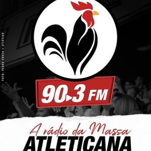 FM 90.3 - A Radio da Massa Atleticana