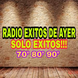 RADIO EXITOS DE AYER