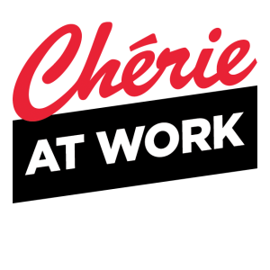 CHERIE AT WORK