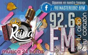 REINA ESTÉREO 92.6 FM