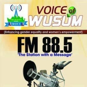 Voice of Wusum Radio FM 88.5 Makeni city