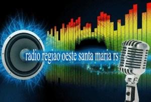 Radio web regiao oeste santa maria