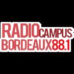 Radio Campus Bordeaux - 88.1 FM