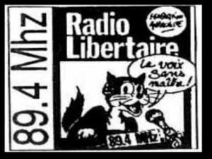 Radio Libertaire - 89.4 FM