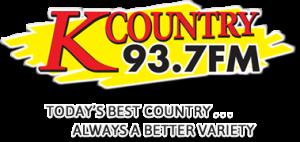 WOGK - K-Country 93.7 FM