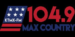 KTMX - Max Country 104.9 FM