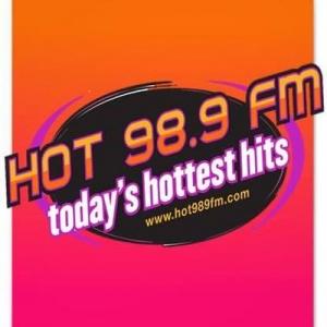 KRVC - Hot 98.9 FM
