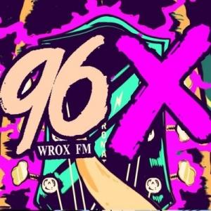 WROX-FM - 96X 96.1 F