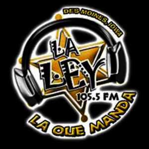 KDLS-FM - La Ley - 105.5 FM