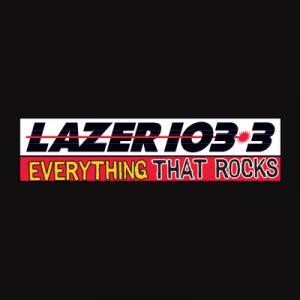 KAZR - LAZER 103.3 FM