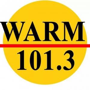 WRMM-FM  Warm 101.3 FM