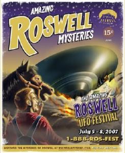 Roswell UFO Radio FM
