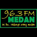 Medan FM - 96.3 FM