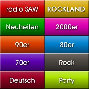 radio SAW-90er