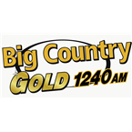 WCBY - Big Country Gold  FM  100.7,AM - 1240