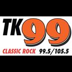 WTKW - TK99 Classic Rock FM - 99.5,AM -105.9