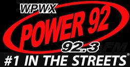 WPWX - Power 92 92.3 FM