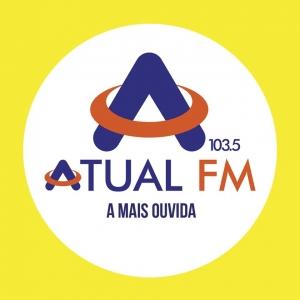 ZYD768 - Rádio Atual FM 103.5 FM
