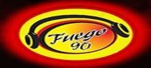 Fuego 90 FM - 90.1 FM
