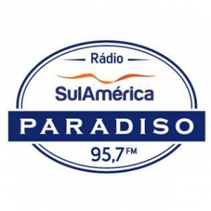 ZYD478 - Rádio SulAmérica Paradiso FM 95.7 FM