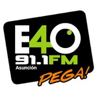 Radio Estacion 40 - Radio E40 91.1 FM