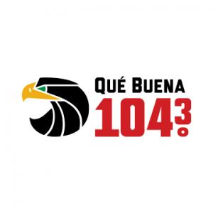 KLQB - Qué Buena 104.3 - FM