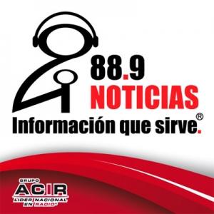 XHMFM - 88.9 Noticias FM