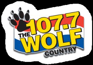 WPFX-FM - 107.7 The Wolf