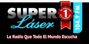 Super Láser FM - 104.9 FM