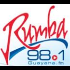 Rumba 98.1 Guayana FM