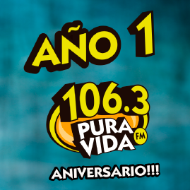 Pura Vida 106.3 FM