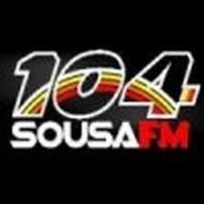 Rádio 104 Sousa FM - 104.3 FM
