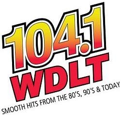 WDLT-FM - 104.1 FM