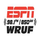WRUF - ESPN Gainesville 95.3 FM - 850 AM