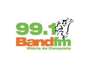 ZYC311 - Rádio Band FM (Vitória da Conquista) 99.1 FM