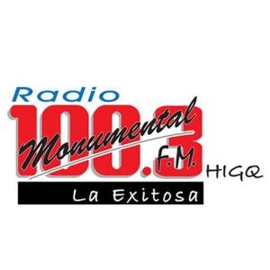 Monumental FM - 100.3 FM