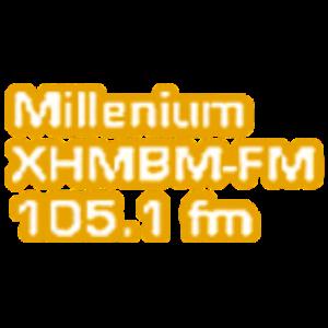 XHMBM - Milenio Bella Música 105.1 FM