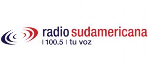 Radio Sudamericana - 100.5 FM