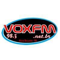 VOXFM 98.3 - Nova Bassano