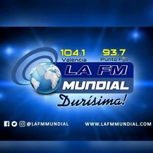 La FM Mundial- 104.1 FM