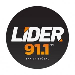Lider 91.1 FM (San Cristobal)