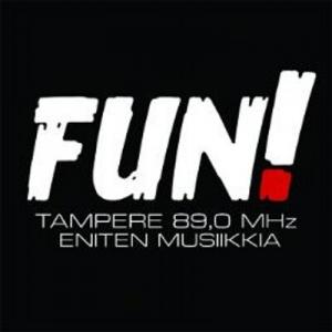 FUN Tampere- 89.0 FM