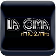 FM 102.7 Mhz Radio La Cima