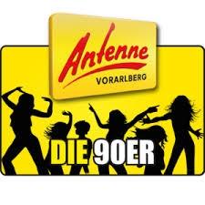 Antenne Vorarlberg Die 90er