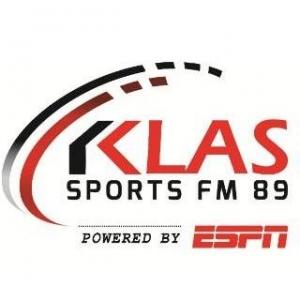 KLAS Sports Radio  89.9 FM